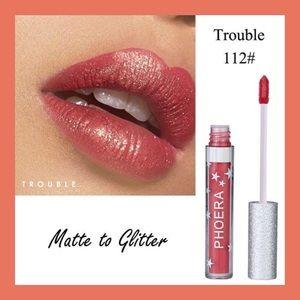 Other - ❗️NEW❗️Matte to Glitter Lipstick
